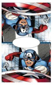 Accappatoio Poncho Avengers