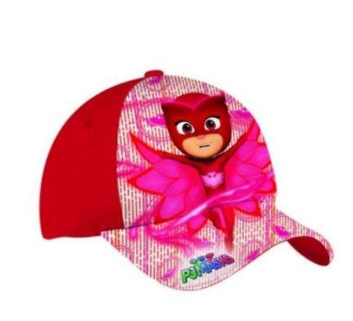 Cappellino con visiera pj masks Gufetta
