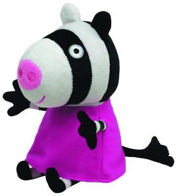 Peppa pig Peluche Zoe Zebra con suoni