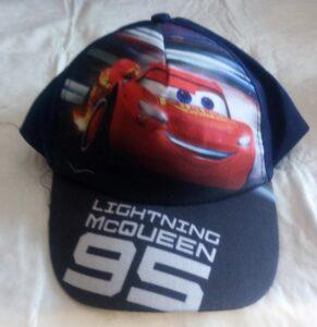 """cappellino disney cars """"LIGHTNING MCQUEEN 95"""""""