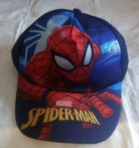 cappellino con visiera SPIDERMAN