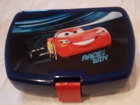 box portamerenda DISNEY CARS