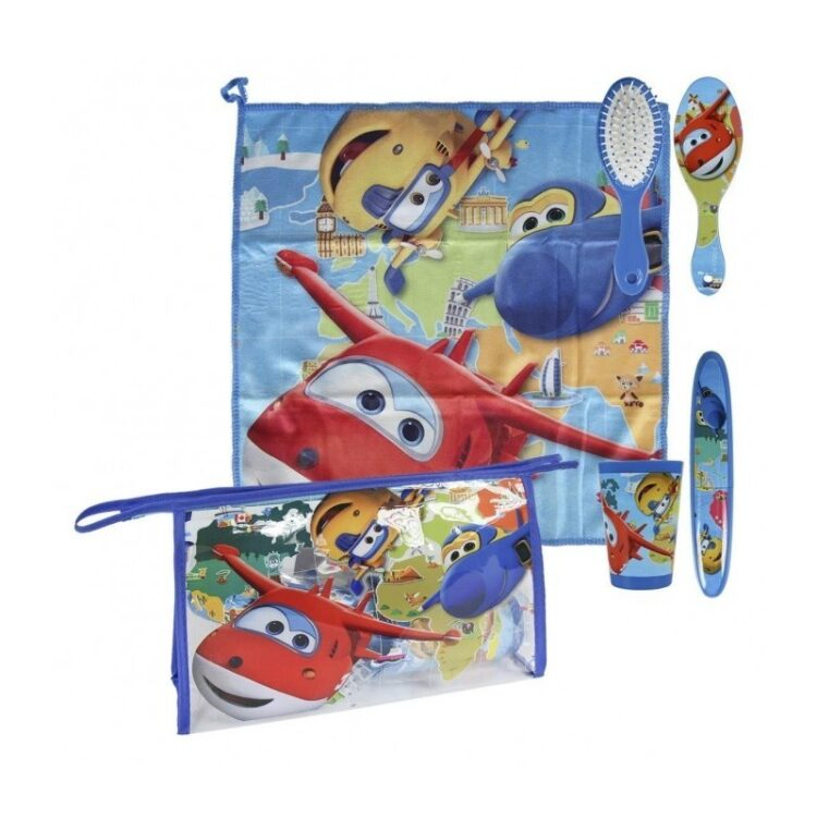 beauty case SUPER WINGS