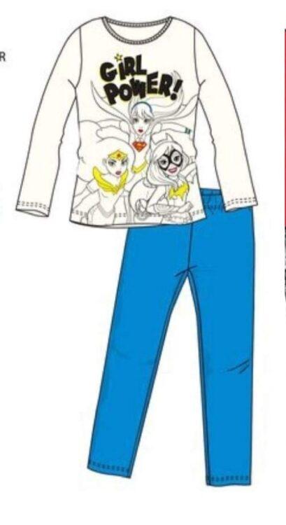 DC Superhero Girls pigiama in cotone