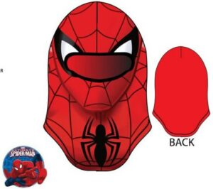 cappello passamontagna spiderman