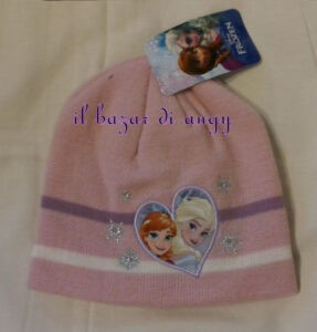 cappello disney frozen