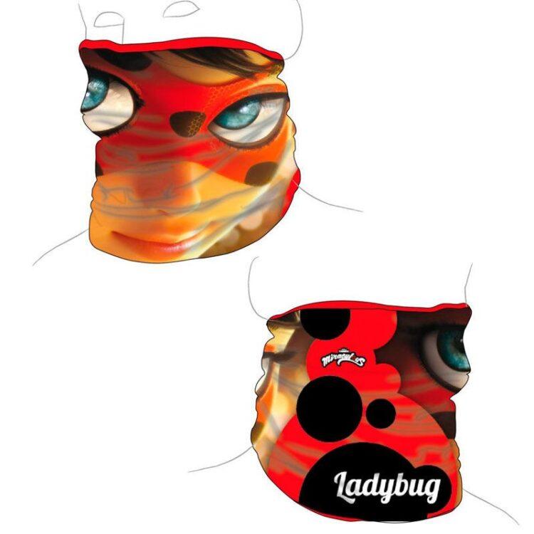 scaldacollo miracolous ladybug