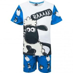 pigiana estivo shaun the sheep cotone
