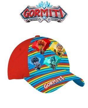 cappellino gormiti con visiera