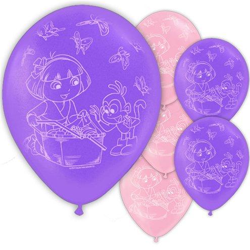 palloncinio per festa dora l'esploratrice