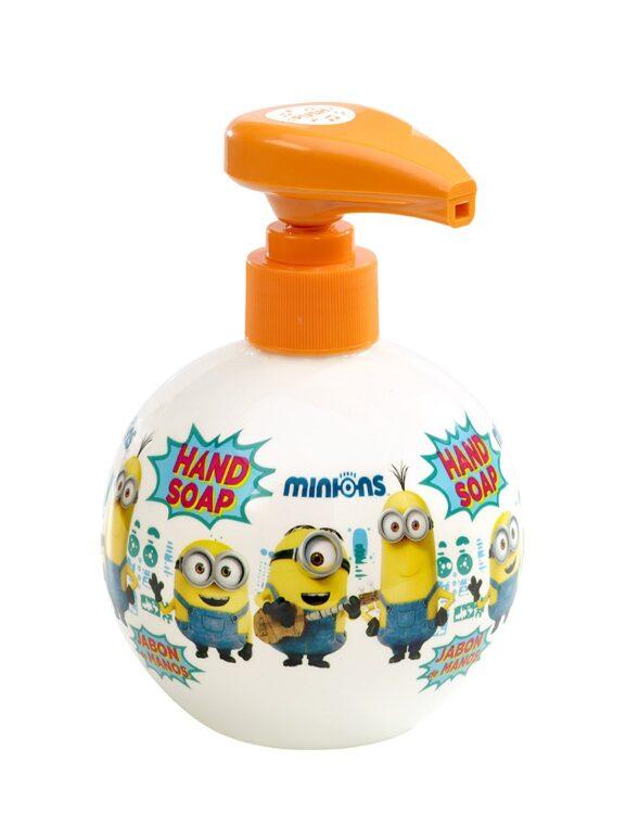 sapone con dosatore suonante minions