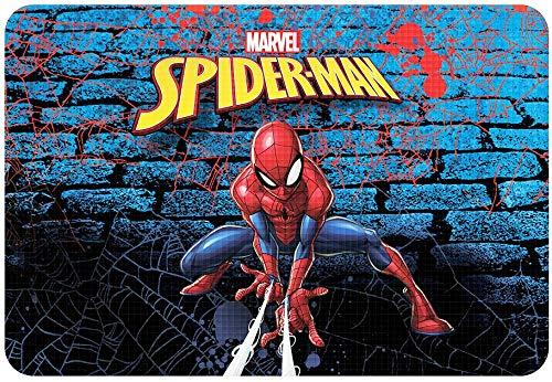 tovaglietta in plastica morbida ripiegabile - marvel spiderman