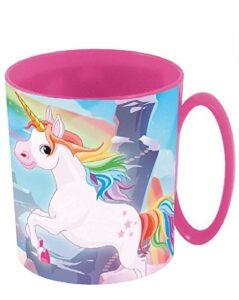 tazza unicorno per microonde