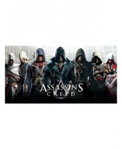 Asciugamano telo mare Assassins Creed Legends