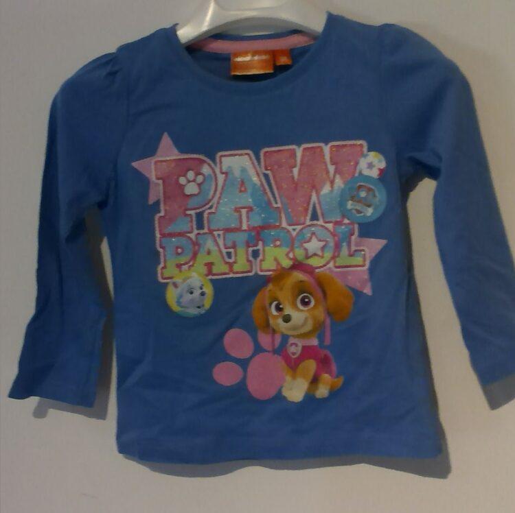 t-shirt skye paw patrol