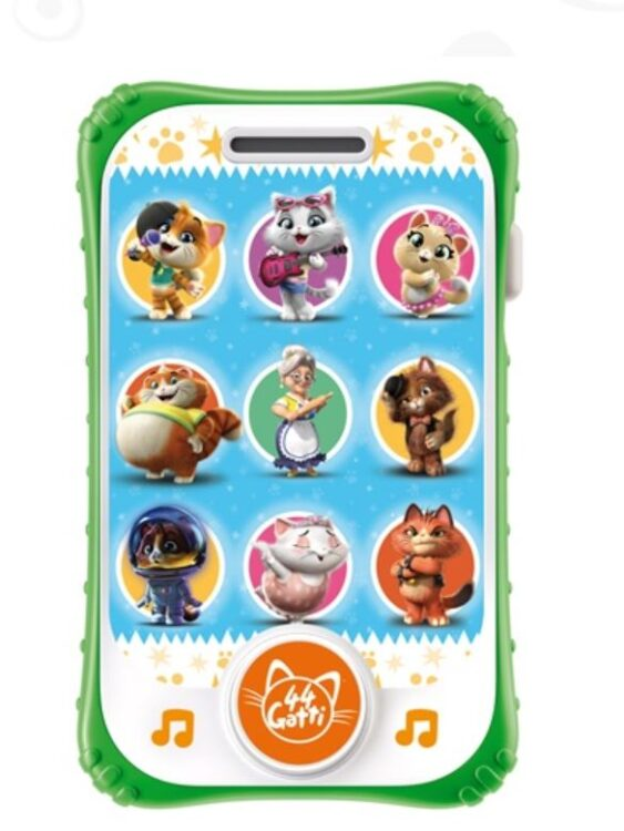 baby smartphone touch 44 gatti
