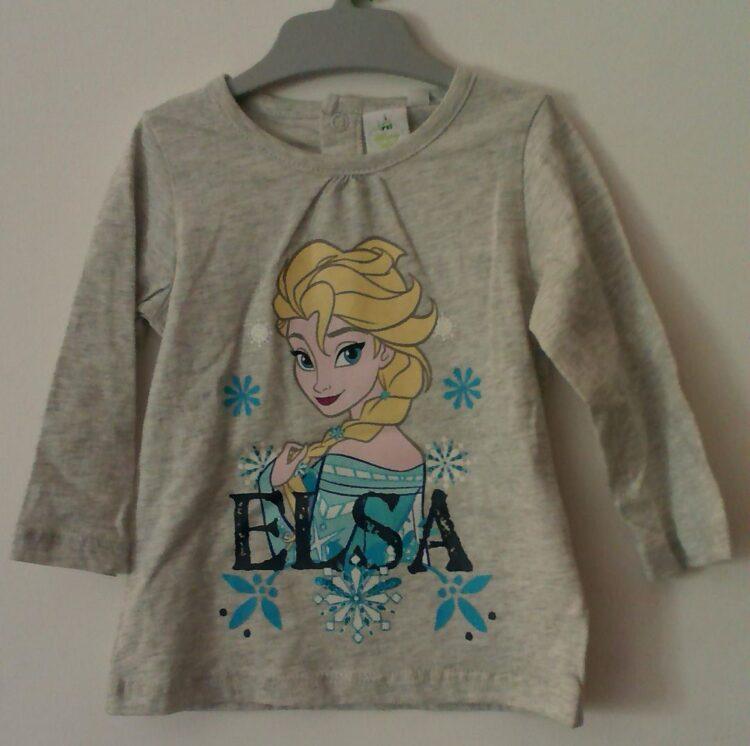 t-shirt disney frozen m/l