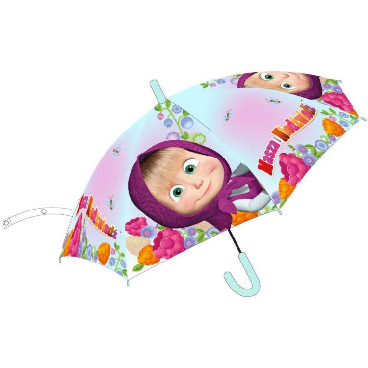 ombrello lungo masha e orso
