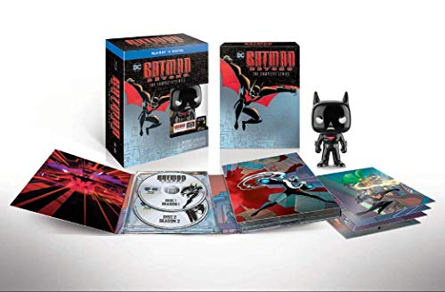Batman Beyond: Complete Series (6 Blu-Ray) [Edizione: Stati Uniti]
