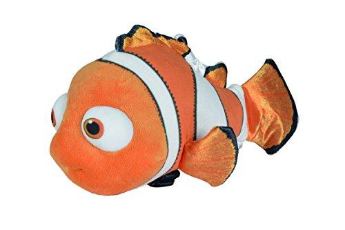 Disney 6315871742Finding Dory, Nemo, Peluche, 25cm, Arancione