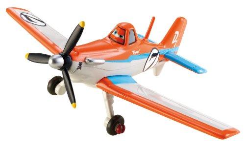 Disney - Planes X9460 Modellino di Aeroplano - Dusty