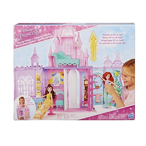 Disney Princess - Castello Pack 'n' Go