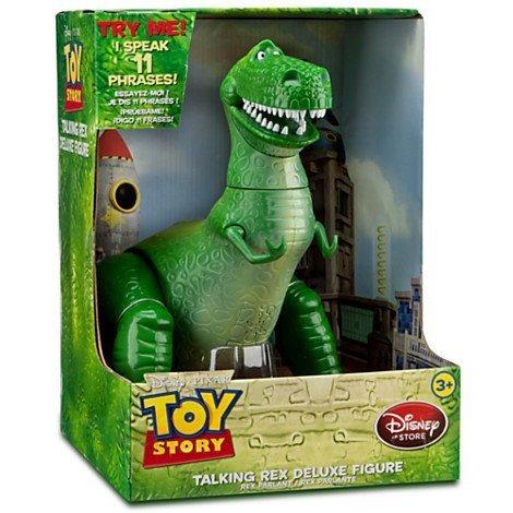 Disney - Statuina dinosauro Toy Story 3, altezza: 30,4 cm