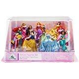 Disney Store Set da Gioco Deluxe Personaggi Principesse Set di 11 Pezzi
