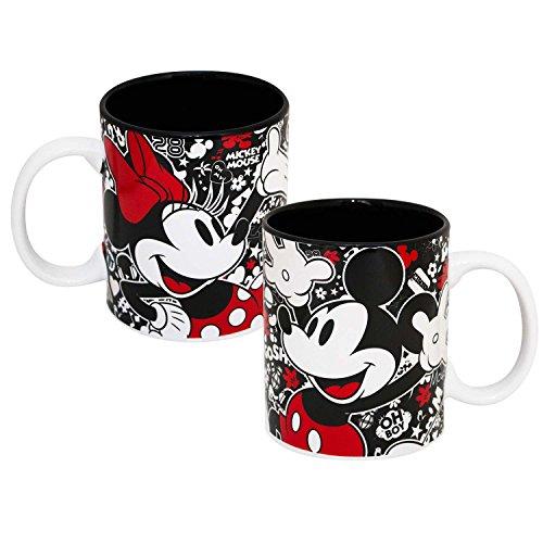 Disney Topolino e Minnie Tazza di caffè