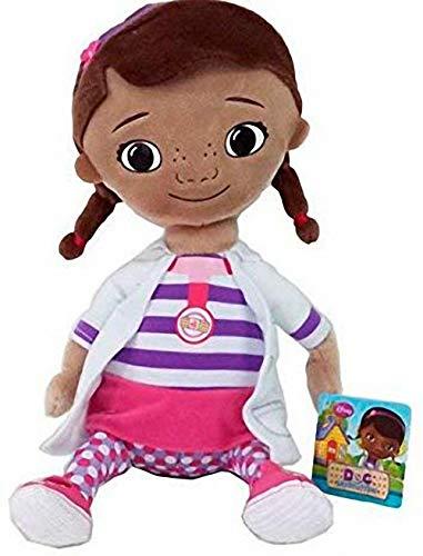 Doc McStuffins Bambola di Pezza Disney - Dottoressa Peluche 30CM