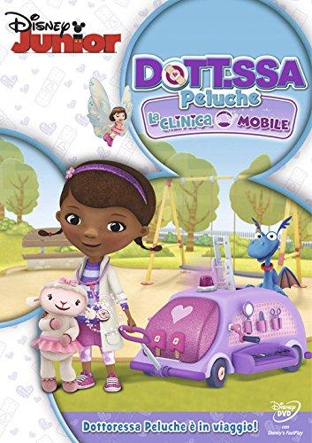 Dott.ssa Peluche - La Clinica Mobile (DVD)