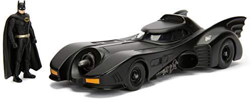 Batmobile del 1989 con Pupazzetto di Batman