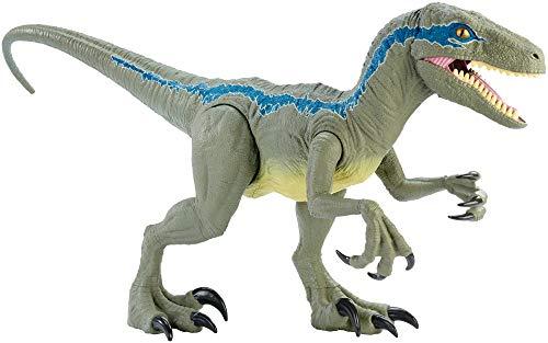Jurassic World- Dino Rivals Velociraptor