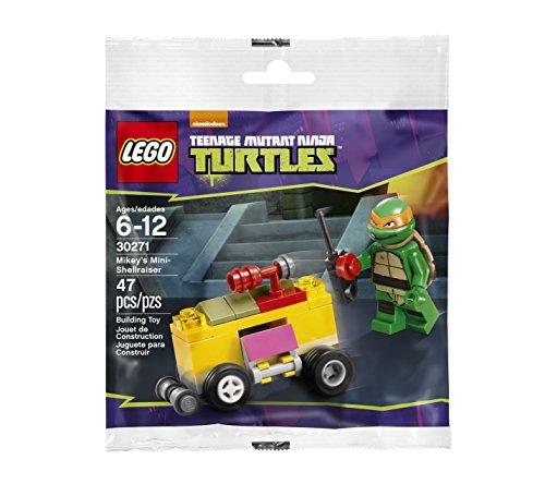 LEGO Tenage Mutatnt Ninja Turtles: Mikey's Mini Shellraiser Set 30271 (Insaccato)