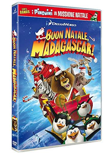 DVD Madagascar Buon Natale