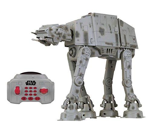 MTW Toys 3106500 - Star Wars, AT - AT radiocomandato, ca. 25 cm