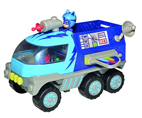 Pj Masks Super Moon Mega Rover