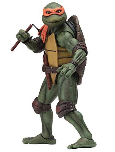 Teenage Mutant Ninja Turtles (1990) - Michelangelo Action Figure