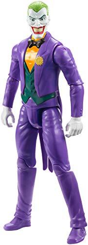 Batman Jocker, Personaggio Articolato, Alto 30 cm con 11 Punti di Movimento