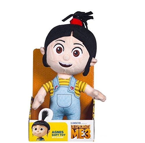 Despicable Me 3 Agnes Soft Toy (Inviato da UK)