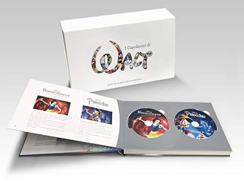I Capolavori Di Walt Disney ( Box 20 Dvd) - Italiano