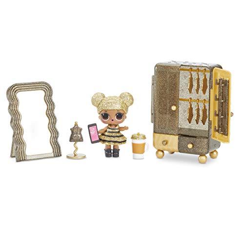 L.O.L. Surprise! 564119E7C Mobili Boutique con Ape Regina e 10 sorprese