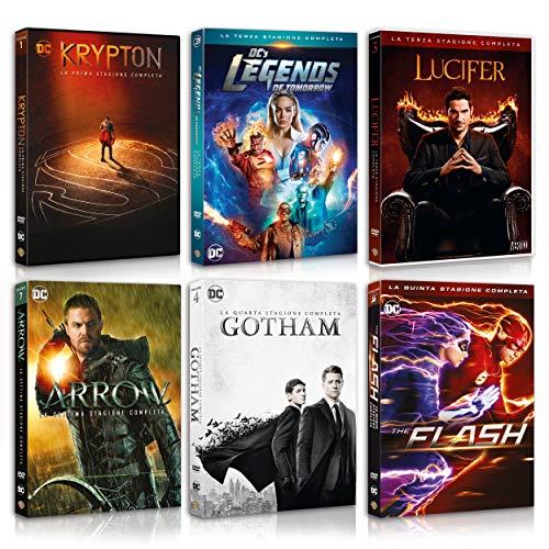 Speciale Serie TV DC Comics