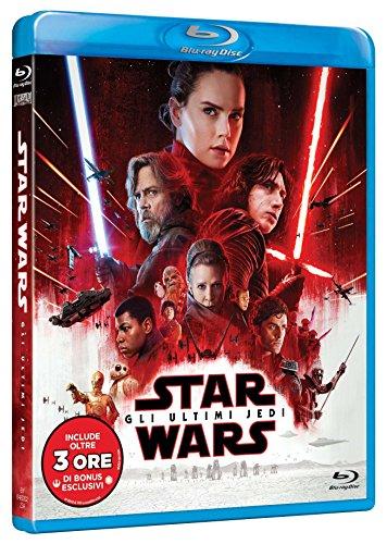 Star Wars: Gli Ultimi Jedi (2 Blu-Ray)