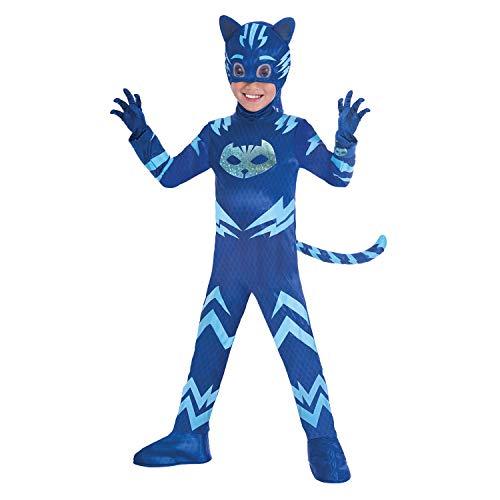 Costume Gattoboy De Luxe Pj Masks Super Pigiamini