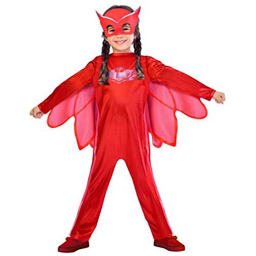 Costume carnevale Gufetta Pj Masks Super Pigiamini