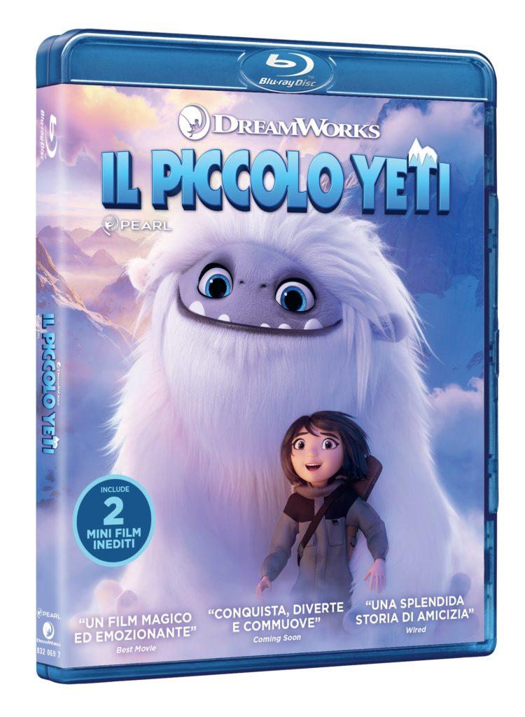 Blu-ray Il Piccolo Yeti