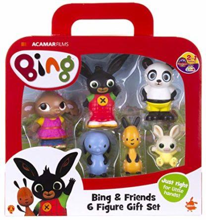 Bing-& Friends: Set 6 personaggi