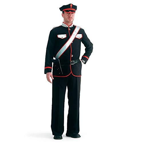 Carabiniere Costume Adulto Taglia L