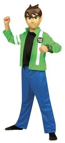 Costume BEN10 Forza Aliena 3-5 anni